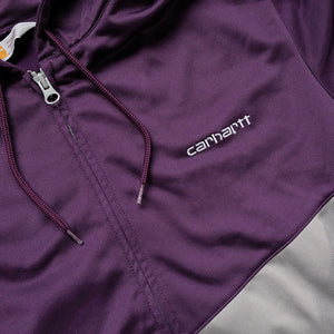 Carhartt Embroidered Spell Out Track Jacket - S