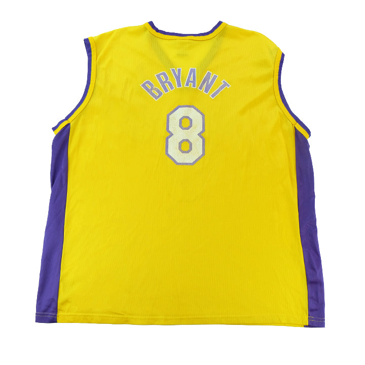 buy online f42d9 4590f Vintage Champion Lakers Kobe Bryant Jersey - XL