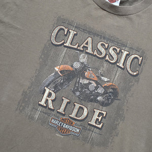 Copy of Vintage Harley Davidson Graphic T-Shirt - XL