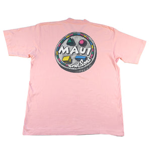 Vintage Maui & Sons Graphic Single Stitch T-Shirt - XL