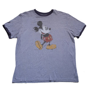 Mickey Mouse Graphic T-Shirt - XL