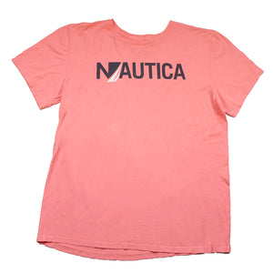 Nautica Spell Out T-Shirt - L