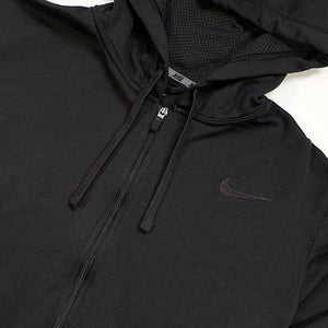 Nike Embroidered Swoosh Tech Hoodie - M