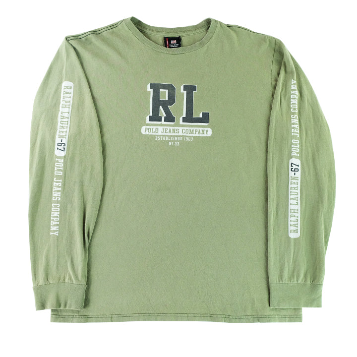 Polo Ralph Lauren Jeans RL Long Sleeve L