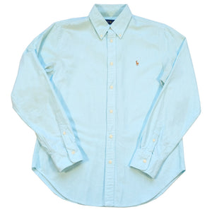 Vintage Polo Ralph Lauren Long Sleeve Button Up - S