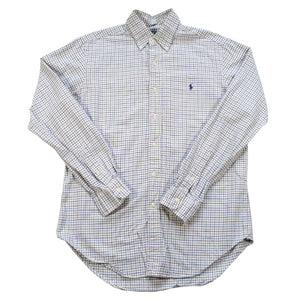 Polo Ralph Lauren Long Sleeve Button Up - M