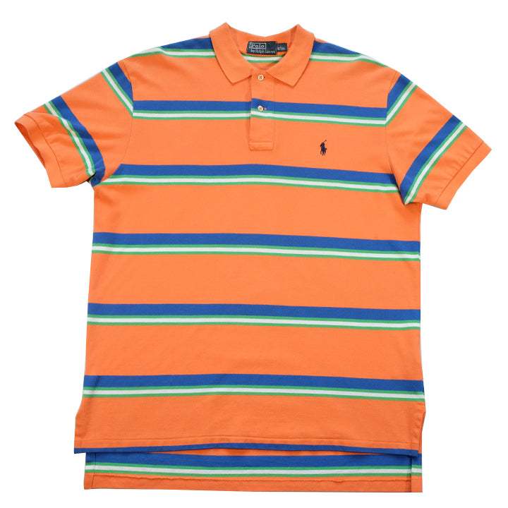 Polo Ralph Lauren Stripe Polo Shirt - L
