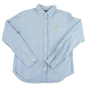 Polo Ralph Lauren WOMENS Denim Button Up - M