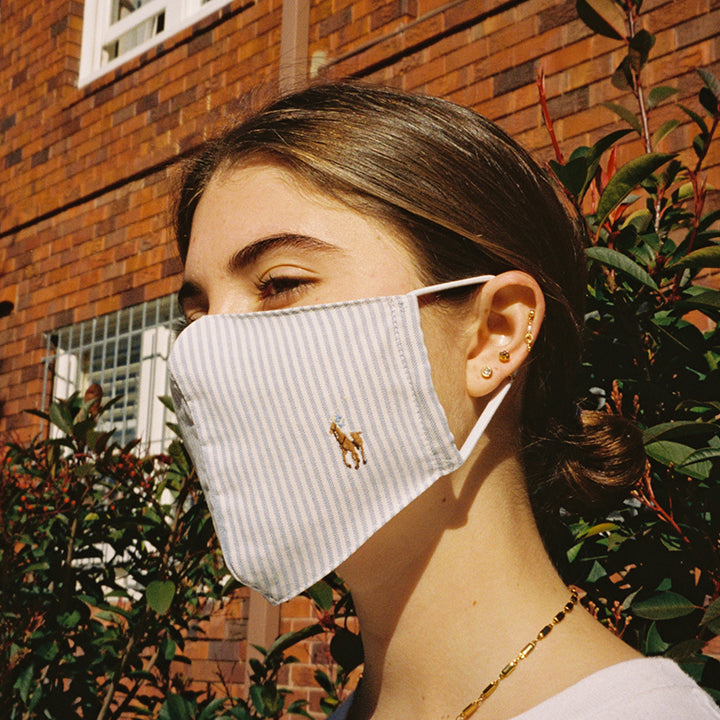 Polo Ralph Lauren Reworked Face Mask