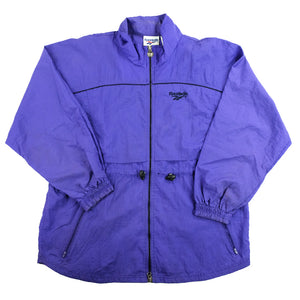 Vintage Reebok Spray Jacket - L