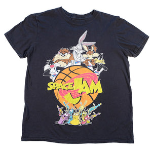 Looney Tunes Space Jam Graphic T-Shirt - S