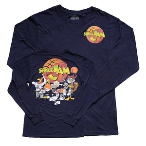 Looney Tunes Space Jam Graphic Long Sleeve - S