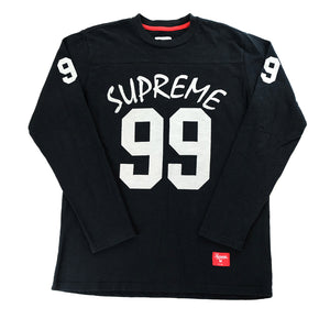 Supreme 99 Long Sleve Shirt - M