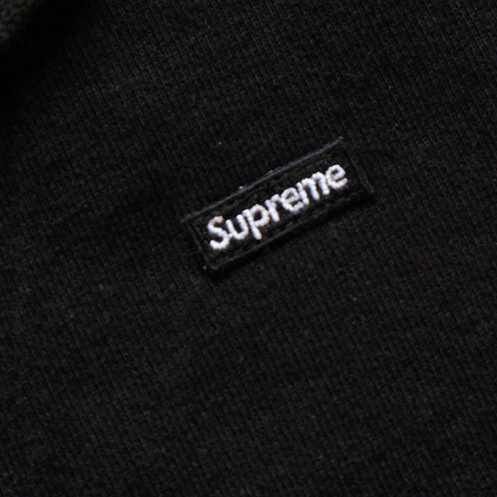 Supreme Small Box Logo Zip Up Hoodie - M