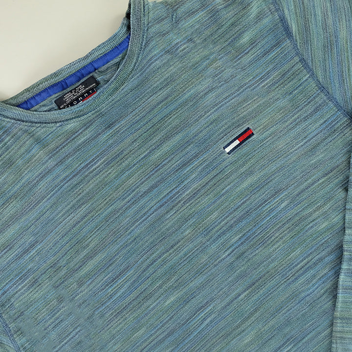 Tommy Hilfiger Flag Long Sleeve - M