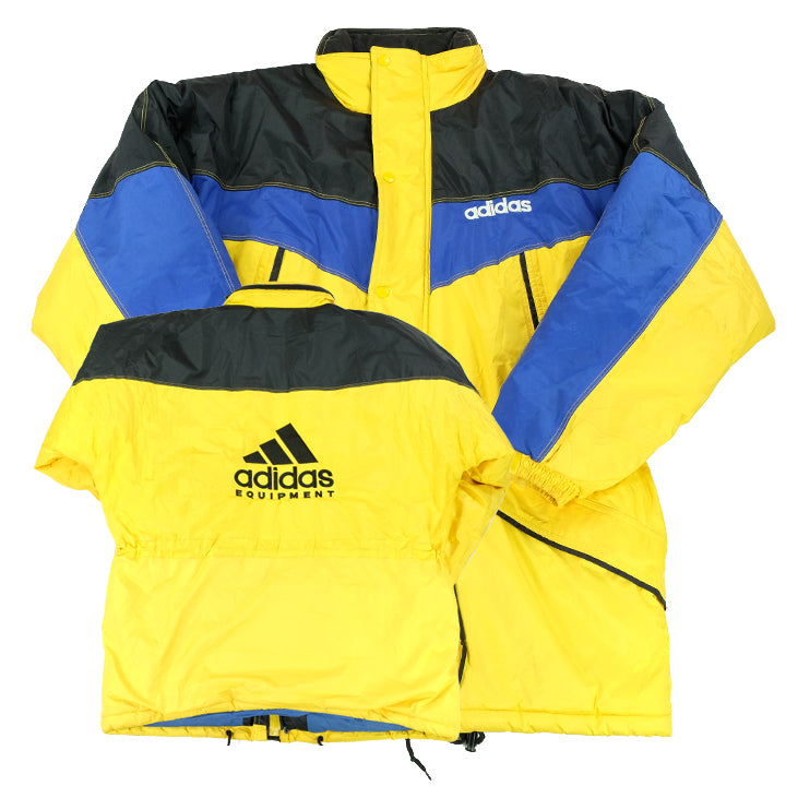 Vintage Adidas Equipment Down Style Jacket - XL