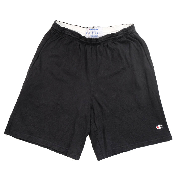Vintage Champion Logo Shorts - M