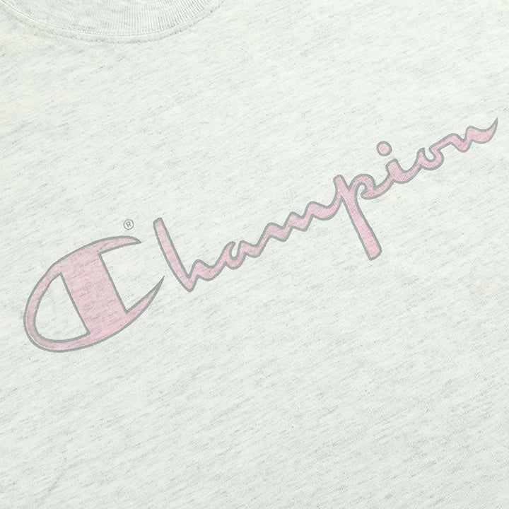 Vintage Champion WOMENS Crop Top - XL