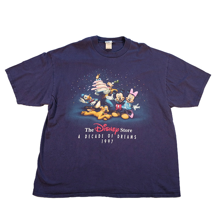 Vintage 1997 Disney Graphic T-Shirt - XL