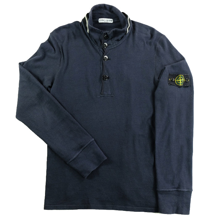 Stone Island SS 2007 Long Sleeve Pullover Made In Italy - L