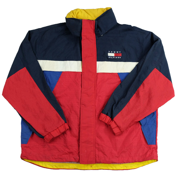 Vintage Tommy Hilfiger Big Patch Jacket - M