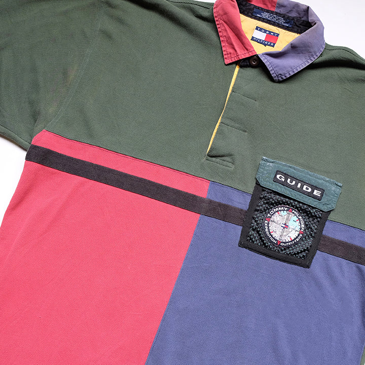 Vintage RARE Tommy Hilfiger Outdoors Top - L