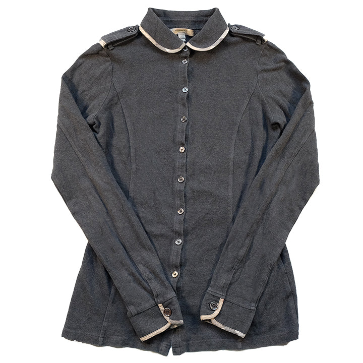 Vintage Burberry WOMENS Top - S
