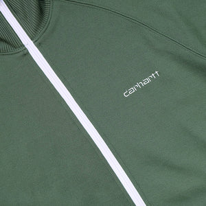 Carhartt Embroidered Spell Out Logo Zip Up - S