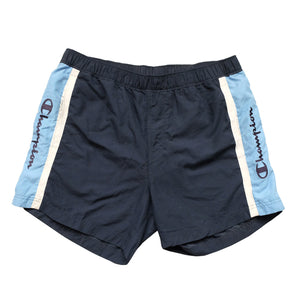 Vintage Champion Spell Out Shorts - XL