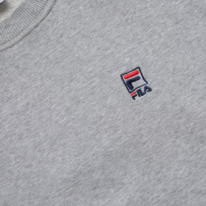 Vintage Fila Embroidered Logo Crewneck - XL