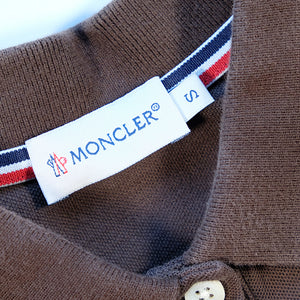 Moncler Classic Logo WOMENS Polo - S