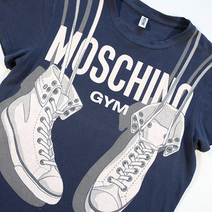 Moschino Spell Out T-Shirt - S