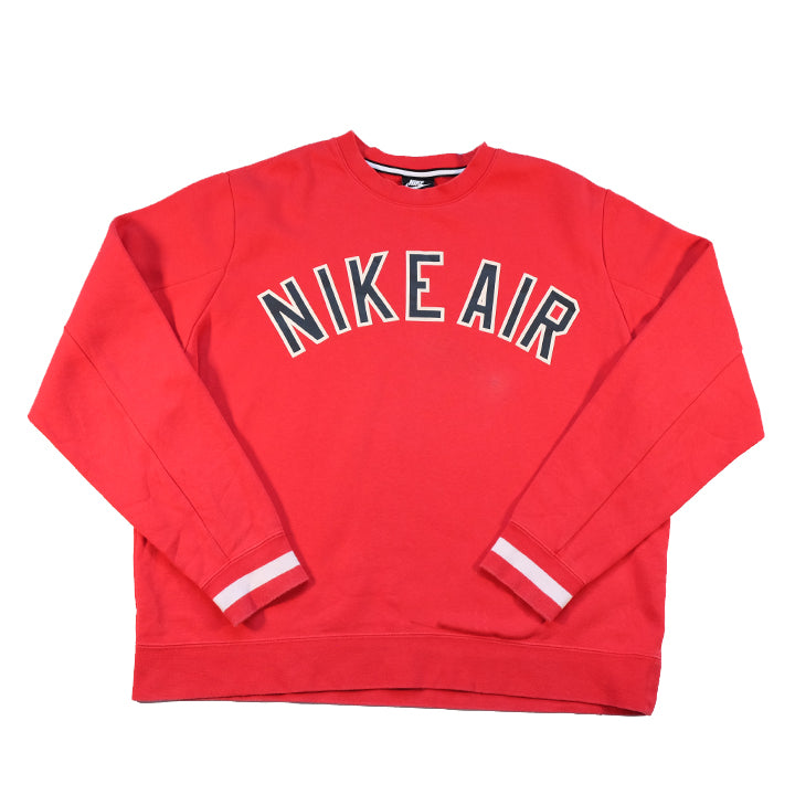 Vintage Nike Air Spell Out Crewneck - L/XL