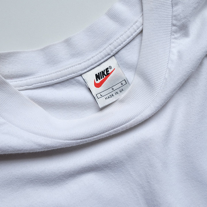 Vintage Nike Just Do It Spell Out T-Shirt - L