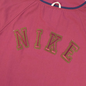 Vintage RARE Nike Embroidered Spell Out Jersey - L