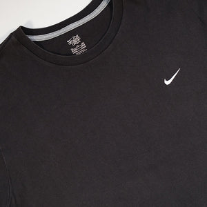 Vintage Nike Embroidered Swoosh T-Shirt - XL