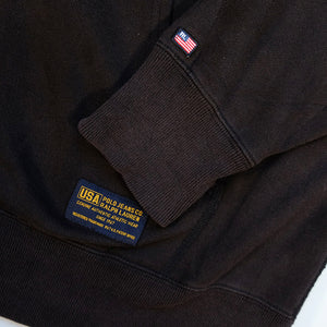 Vintage Polo Ralph Lauren Big USA Embroidered Zip Up Hoodie - L