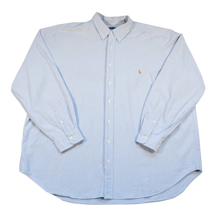 Polo Ralph Lauren Long Sleeve Button Up - XXL