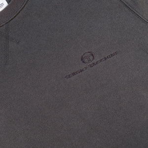 Vintage Sergio Tacchini Embroidered Spell Out Crewneck - L