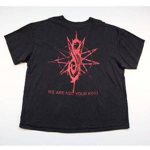 Vintage Slipknot We Are Not Your Kind Graphic T-Shirt - XL