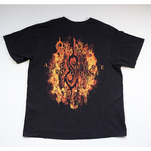 Vintage Slipknot All Hope Is Gone Graphic T-Shirt - XL