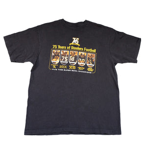 Vintage Pittsburgh Steelers Graphic T-Shirt - L