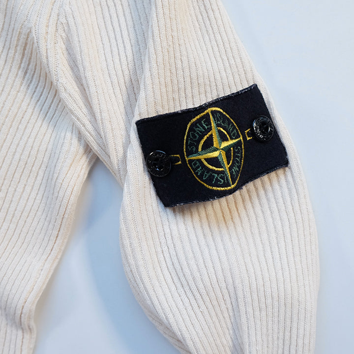 Vintage Stone Island SS 2006 Pullover Sweater Made In Italy - M