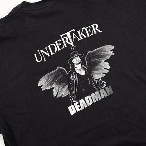 Vintage Undertaker Deadman Graphic T-Shirt - XL