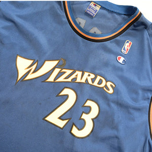 Vintage Washington Wizzards Michael Jordan Jersey - XXL