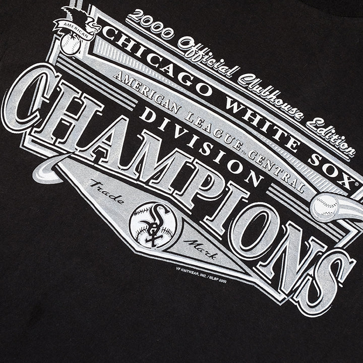 Vintage Chicago White Sox Graphic T-Shirt - M