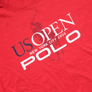 Vintage Polo Ralph Lauren 2005 US Open T-Shirt - L