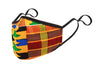 Fashionable Mask - Kente