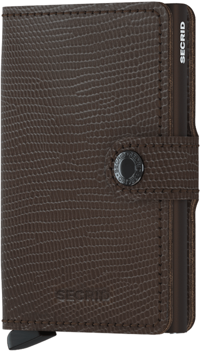 Secrid Miniwallet Rango - Brown