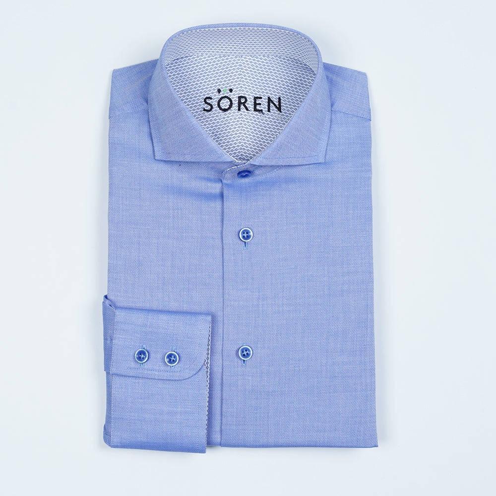 Dress Shirt - Blue